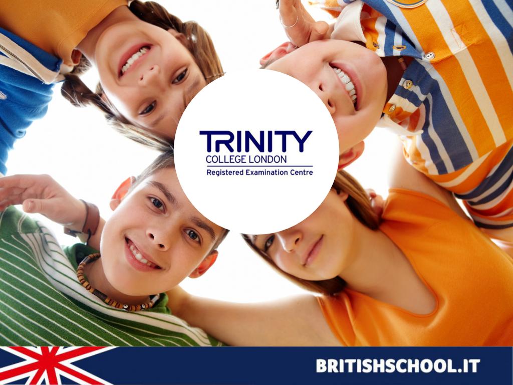 Foto della certificazione Trinity College