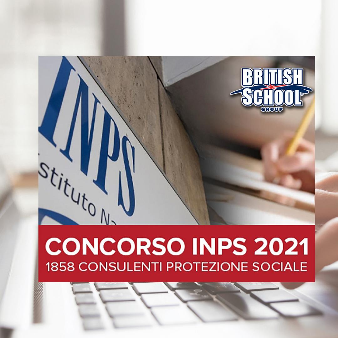 Concorso INPS 2021