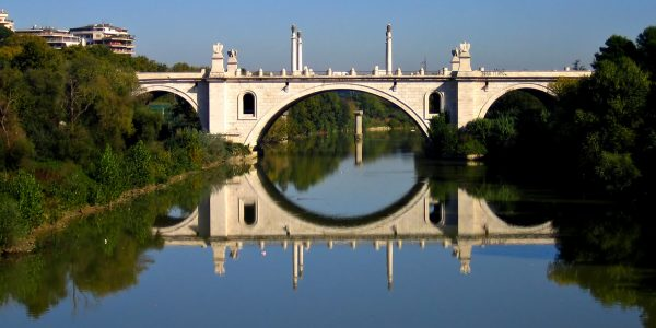 Ponte di Corso di Francia