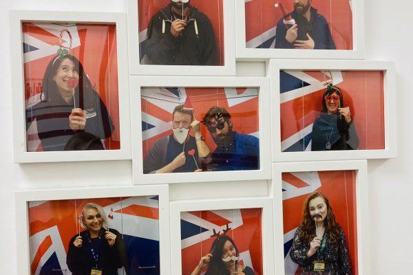 Foto di British School family