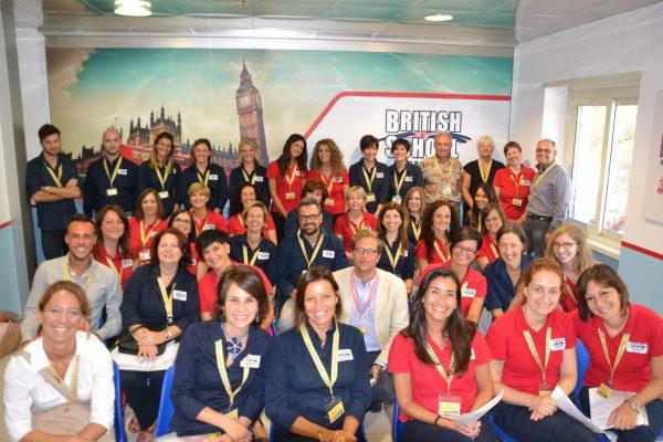 Foto di staff British School Group